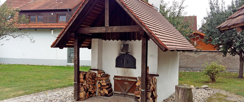 Ottersdorfer Backhaus im Riedmuseum