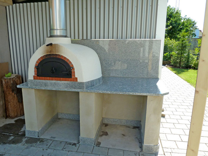 Pizza Brotbackofen in Muggensturm